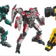 New TRANSFORMERS figures revealed earlier this weekend at Dortmund Comic Con.