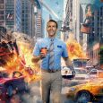 """FIRST TRAILER FROM TWENTIETH CENTURY FOX'S EPIC ADVENTURE COMEDY """"FREE GUY,"""" STARRING RYAN REYNOLDS AND DIRECTED BY SHAWN LEVY"""