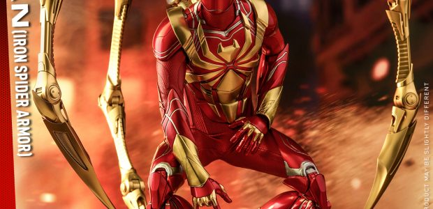 Introduced in the pages of Marvel Comics' Amazing Spider-Man in the run-up to the Civil War event, the Iron Spider Armor has captured fans' eyes with its distinctive design element, […]