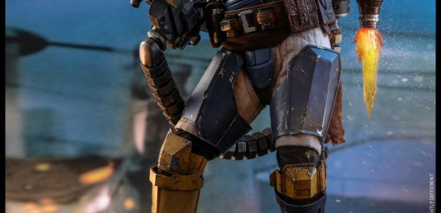 Returning to the enclave on a volcanic world with a camtono of Imperial beskar, the Mandalorian intending to create new armor from it was confronted by a group of other […]