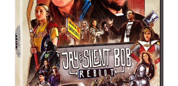 The Next Star-Studded Adventure in the Hilarious Jay & Silent Bob Franchise Arrives on Blu-ray™, DVD, and Digital January 21 from Lionsgate® Everyone's favorite stoners are back and more hilarious […]