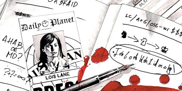 I'm a new reader of DC's new Lois Lane title, already at issue 7. So here's my clean take on the arc at this stage of its 12 issue run: […]