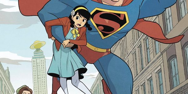 The second issue of DC's Superman Smashes The Klan brings us further along in this three-issue miniseries. The physical dimensions of this book are small (this is a small-sized comic), […]