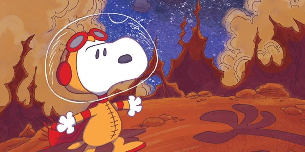 BOOM! Comics brings you another Peanuts classic, but a different one which contains our lovable dog in space in Snoopy: A Beagle of Mars the graphic novel. This Peanuts graphic […]