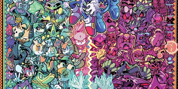 Comic Review Sonic The Hedgehog 24 Idw Publishing