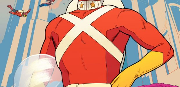 Strange Adventures Examines A Man of Two Worlds The Eisner Award-winning team behind DC's Mister Miracle and The Sheriff of Babylon, writer Tom King and artist Mitch Gerads, is joined […]