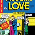 If you've been following the release of Dark Horse's EC Archive hardcovers, this one might be a bit of a twist: Modern Love