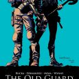 A new tale from an old title, The Old Guard: Force Multiplied #1 is from Image.