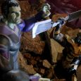 With the world still reeling from the aftershocks of Marvel's Avengers: Endgame, Diamond Select Toys has teamed up with the Disney Store to offer three new Marvel Select action figures!