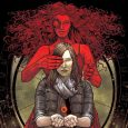 The Red Mother, from BOOM! Studios, with its haunting cover by Jeremy Haun (colour by Nick Filardi) is a fascinating venture off the main street, straight into stranger danger.