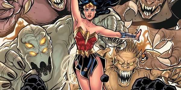 From DC, Wonder Woman Come Back To Me #6 wraps up the current arc. This title, reprinting two 12 page chapters per issue from previously printed 100 page Walmart Giants, […]