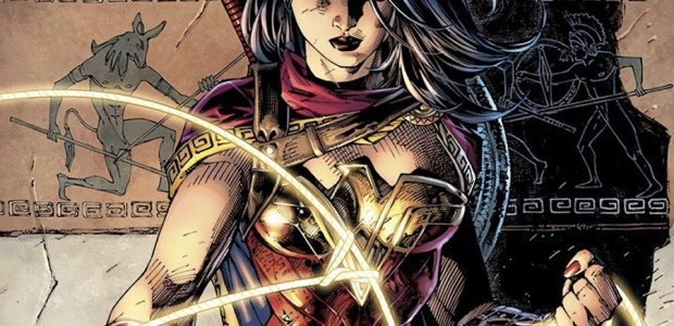 AN ALL-STAR COLLECTION OF CREATIVE TALENT CELEBRATE WONDER WOMAN THIS JANUARY IN LANDMARK ISSUE Wonder Woman #750isan all-star 96-page celebration of the Amazon Princess by longtime favorites and acclaimed new […]