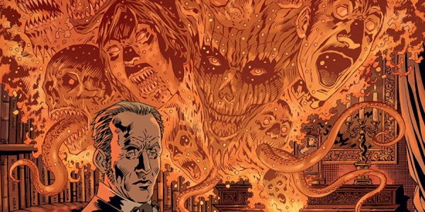 Wellington #1, from IDW, is a convoluted British Victorian saga dealing with the supernatural. Naturally, we need to start halfway through to get to the heart and hearth of the […]