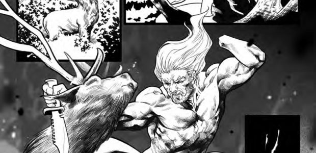 Feast your eyes on stunning new artwork from X-O MANOWAR #1! Aric of Dacia, a 4th-century Visigoth warrior bonded with a powerfulsentient alien armor, is facing a whole new kind […]