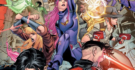 Naomi, the Wonder Twins, and Young Justice United! It's an epic Wonder Comics crossover: Naomi, the Wonder Twins, and Young Justice all come together for the first time to confront […]