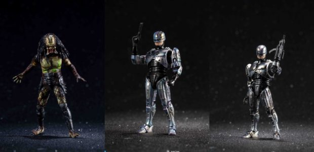 Hiya Toys and Diamond Comic Distributors have once again partnered to bring fans a set of PREVIEWS Exclusive collectibles based off of two of the most dynamic and unforgettable sci-fi […]