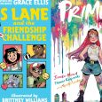 Sharing the latest news and first looks regarding two new middle grade graphic novels from DC!
