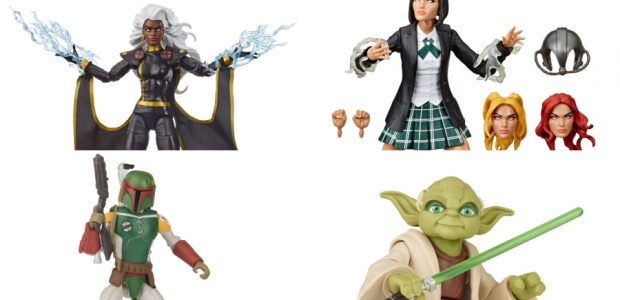 In celebration of this year's Comic Con Dortmund, Hasbro has revealed several new items for both Marvel and Star Wars brands HASBRO MARVEL GERMAN COMIC CON DORTMUND 2019 ONE SHEET […]