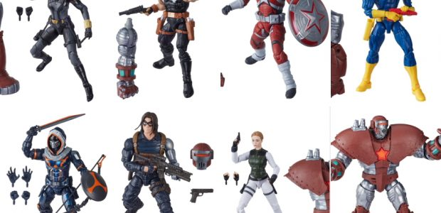 Hasbro has just revealed a brand new Marvel Legends Series wave in celebration of Black Widow, set to be released next Spring. This new wave hosts movie-inspired figures from the […]
