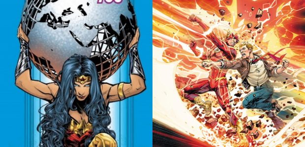 Following the blockbuster 750th issues of The Flash and Wonder Woman, new adventures of The Fastest Man Alive and the Amazon warrior princess will keep the momentum going throughout 2020, […]