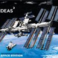 LEGO just revealed the LEGO Ideas International Space Station Set!
