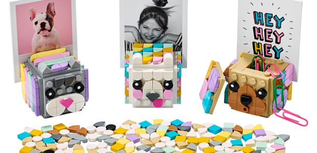 Beloved toy company, the LEGO Group, is entering the arts and crafts space with brand new LEGO bricks and a colorful play pattern. Introducing LEGO® DOTS— a 2D based building […]