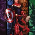 Captain Marvel #16 by Kelly Thompson and Lee Garbett marks Carol Danvers' 150th Issue