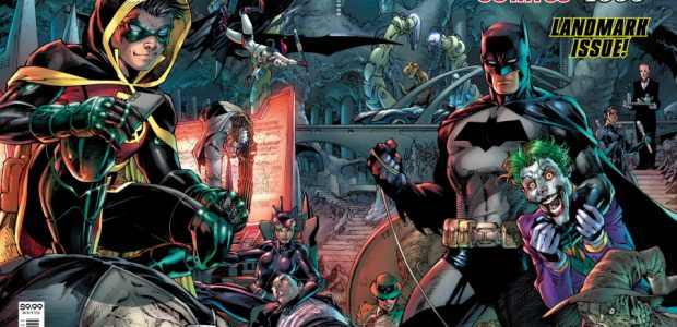 Detective Comics #1000 Named Bestselling Comic Book of 2019 by Diamond Comic Distributors Techno-Virus Thriller DCeased Featuring the Dark Knight Also Makes List of Top Ten Comic Books for 2019 […]