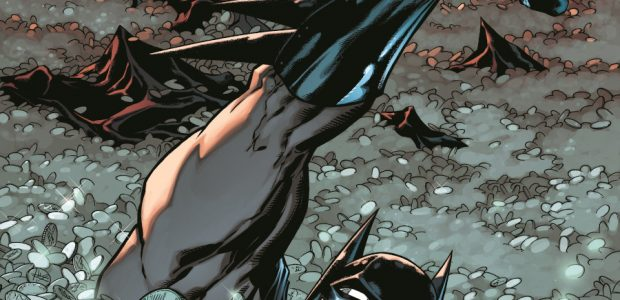 """April is Open Season on The Batman! The Designer Pulls off the Ultimate Heist in Gotham City! """"Joker War"""" is Coming! Two-Face Goes for His Final Revenge Against the Dark […]"""