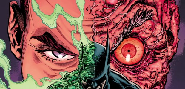 """Two-Face is back! And so is…Harvey Dent?! As Gotham City continues its rise from the ashes of """"City of Bane,"""" some familiar faces have returned to keep Gotham City exactly […]"""