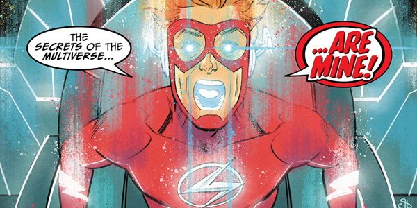 After all of the efforts to contain the Dark Multiversal energy that threatens the entire multiverse, Wally has finally arrived to the source of the problem. The source of the […]