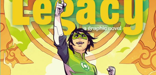 DC just revealed the trailer for Green Lantern: Legacy, DC's next middle grade graphic novel. In this original story, author Minh Lê pulls from his own family history to introduce […]