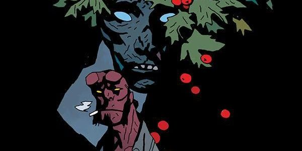 The Hellboy Winter Special 2019, containing three original tales, is released this week from Dark Horse. I know, it's now 2020, but winter started in 2019, lol. The stories are […]