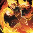 IDW Comics releases your usual childhood card game which now has a comic adaptation and a selection of characters in Magic The Gathering: Chandra the completed graphic novel.