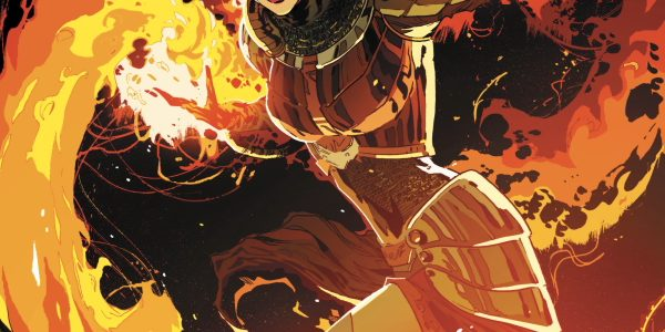IDW Comics releases your usual childhood card game which now has a comic adaptation and a selection of characters in Magic The Gathering: Chandra the completed graphic novel. Now, I'm […]