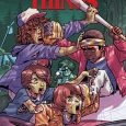 Dark Horse Comics releases a graphic novel of Stranger Things where a few teenage boys wanted to be as zombies in Zombie Boys.