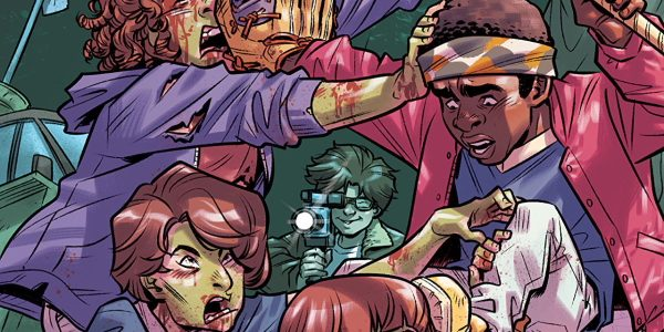 Dark Horse Comics releases a graphic novel of Stranger Things where a few teenage boys wanted to be as zombies in Zombie Boys. You know, I feel like I've seen […]