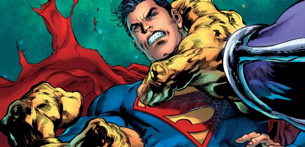"""The Man of Steel and the Would-Be Cosmic Tyrant Throw Down in Superman #20 The """"United"""" Planets? Not if Mongul has anything to say about it. Mongul is definitely not […]"""