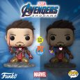 Funko Recreates Tony Stark's Triumphant Endgame Moment as a PREVIEWS Exclusive Glow-in-the-Dark Pop