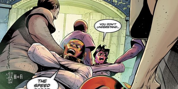 In the aftermath of the Rogues defeat, The Flash afraid of his uncontrollable powers has turned himself into the authorities. But this time, he won't be going to Blackgate, instead, […]