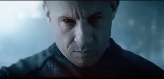 Superheroes just got an upgrade. An all-new and action-packed BLOODSHOTinternational trailer has arrived! Featuring Vin Diesel's Bloodshot with pale skin, red eyes, and the glowing red chest, this fast-paced trailer […]