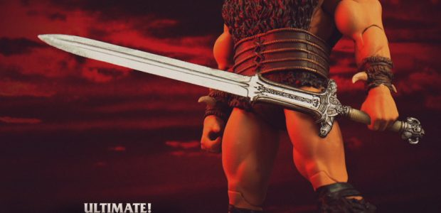 Super7's Brian Flynn details the latest update for the Super7 Conan from the Conan The Barbarian Movie Ultimates Collection! The Conan The Barbarian Ultimates Figures are 7″ tall, highly articulated […]