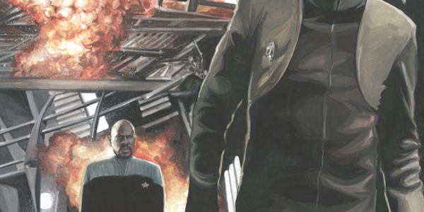 IDW Publishing Proudly Announces Too Long a Sacrifice, a Four-Part Deep Space Nine Miniseries Debuting in April IDW Publishing(OTCQX: IDWM) brings the belovedDS9crew back to comics with a taut noir […]