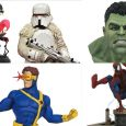 2020 is here, and the first collectibles of the year are from Diamond Select Toys and Gentle Giant Ltd.!