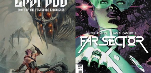 Far Sector #1, The Last God #1, Headed Back to Print For fans of swords, sorcery and fantasy horror or far flung sci-fi adventure, 2020 is an even happier new […]