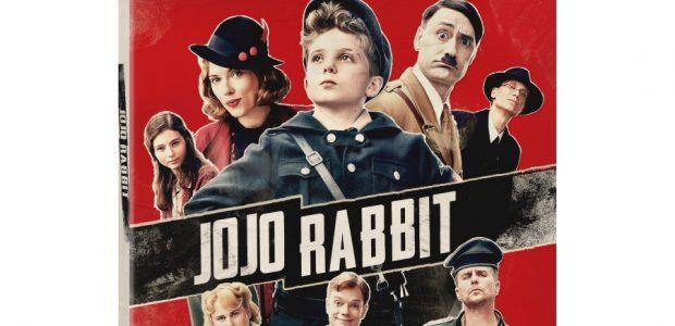 Jojo Rabbit Hops onto Digital February 4 and 4K Ultra HDTM, Blu-rayTM & DVD February 18 JOJO RABBIT Acclaimed writer-director Taika Waititi brings his signature humor and pathos to JOJO […]
