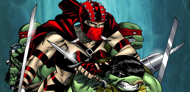 Two Decades in the Making, Gary Carlson and Frank Fosco's Unique Interpretation of TMNT Concludes with All-New Stories in Issues #24-26 IDW Publishing(OTCQX: IDWM) is proud to announce thatTeenage Mutant […]