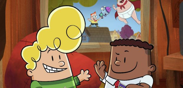 DreamWorks Animation Debuts Lively New Trailer for Captain Underpants Epic Choice-O-Rama Interactive Special Choose your own adventure exclusively on Netflix February 11 When Principal Krupp has had it with George […]