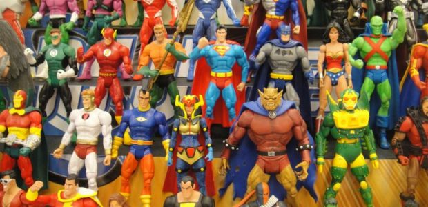 Looking back on some missed opportunities on Mattel's line of DC Comic action figures I really think that it's finally be solidified for me. Mattel's DC Universe Classics is dead. […]