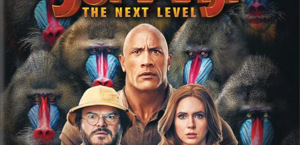 DWAYNE JOHNSON, JACK BLACK, KEVIN HART AND KAREN GILLAN RETURN FOR THE #1 COMEDY OF THE YEAR JUMANJI: THE NEXT LEVEL  SEE IT IN THEATERS NOW AVAILABLE ON DIGITAL MARCH […]